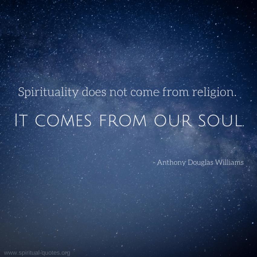 Anthony Douglas Williams Quote