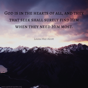 Louisa May Alcott Quote