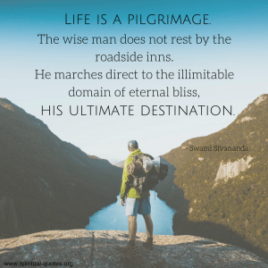 Enlightening Quotes on Pilgrimage - Spiritual Quotes