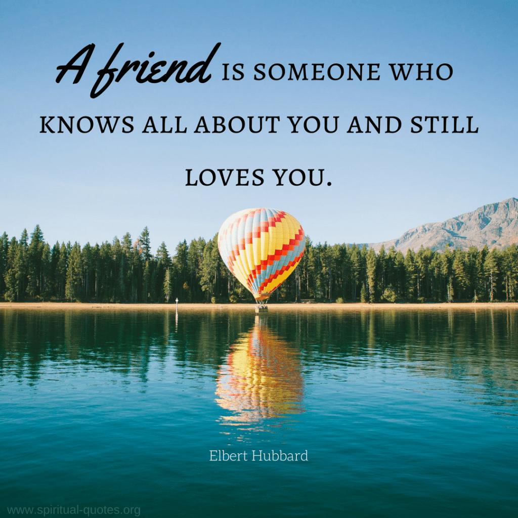 Spiritual Friendship Sayings: Spiritual Quotes On Love