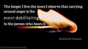 Anger Quote Kathrine Graham