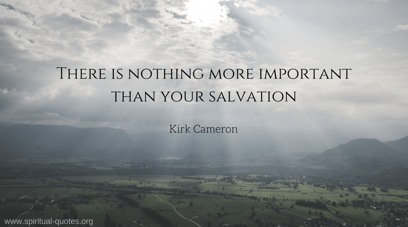 Kirk Cameron Quote