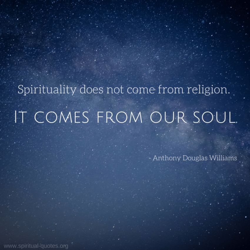 Anthony Douglas Williams Quote
